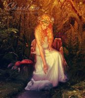 Forest lady by Chirstina