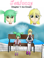 Jealousy: Chapter 1 Cover by piplupisnumber1