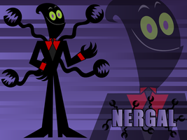 Nergal by vegitapion