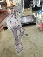 Jayy Von Monroe Paper Child by Kana-of-the-Flames