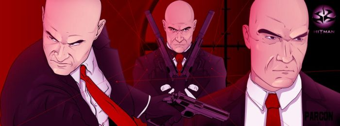 HITMAN ABSOLUTION by Ernie-Parcon