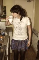 Sweet Disposition T-Shirt by danlikestrees