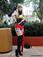 Ms Marvel by bear213