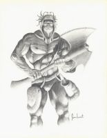 Barbarian by JIM-SWEET