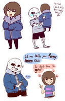 Undertale | Big Brother Sans by PikaIsCool