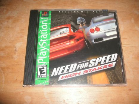 Need For Speed: High Stakes by LouisEugenioJR