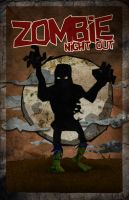Zombie 2 by sagast