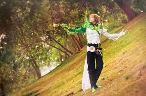 Aion 3.5. The Flower Knight by IcyIrena