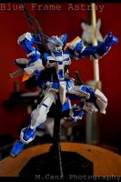 Blue Frame Astray MG by Treize26