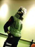 Bored Kakashi by Suki-Cosplay