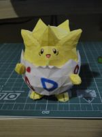 Togepi Papercraft by bslirabsl
