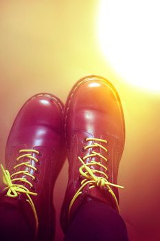Doctor Martens by waoff
