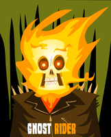 Ghost Rider by hanzthebox