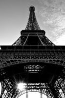 A Sunny Day In Paris by EverestPhoto