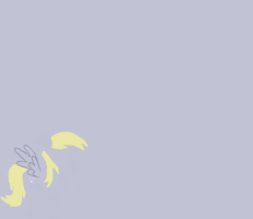 Derpy Hooves Minimal Wallpaper by Pandpuffs