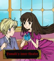 Tamaki's Inner Mind Theater by basabeo