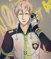 DRAMAtical Murder: Noiz by Captain-Toki