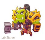 Cute but Deadly THRALL by NorseChowder