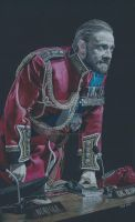 2014 Martin Freeman as Richard III by Splunge4Me2Art