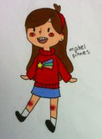 mabel pinnes by this-happiness