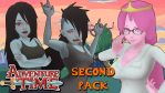Adventure Time Models PACK 2 FOR XPS by ASideOfChidori