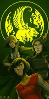The Beifong's by SolKorra