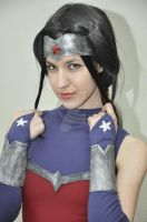 Wonder Woman from Justice League: War by LilithAdaryn