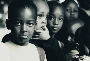 Children of Tanzania by KiraTakuto