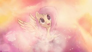 Omniscient-Duck and LPSfreak fluttershy's dreams by shaynelleLPS