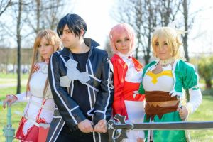 Sword Art Online by CryChan87