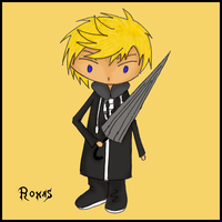 Joke Weapons: Roxas by shiraoi
