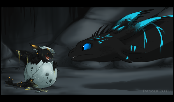 HTTYD: New Life by Majime