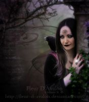Guardian of forest by Fae-Melie-Melusine