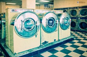 Laundrymat _Charity_ by PenelopeT
