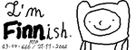 .:Miiverse:. Finn FINNish his work and dies (? by Miaumy