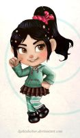Vanellope by lightshelter