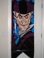 Very Rare Frollo Movie Banner, six feet long by Hyzenthlay69