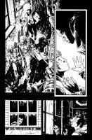 28 Days Later Issue 8 Page 1 by DeclanShalvey