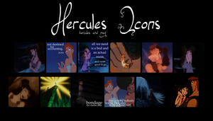 BIG FACES- Hercules Icons by SuperNova-Thai