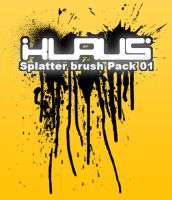 klauss Brush Pack 01 by klaussi