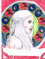 Mother of Dragons by grelltheripper