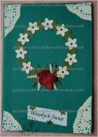 Quilling - Card 34 by Eti-chan