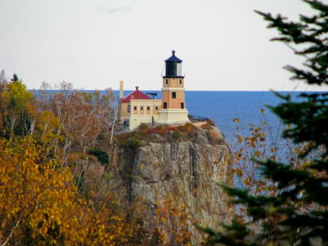 Split Rock Lighthouse by Pheonix7284