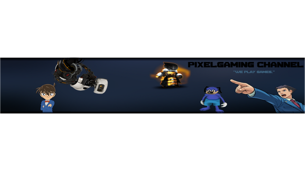 Youtube Banner by GLaDOS0101