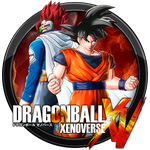 Dragon Ball - XenoVerse Icon v2 by andonovmarko