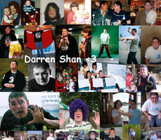 Darren Shan Collage by Jack-Lilac458