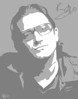 bono vector by rejectsocietyfx