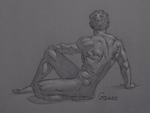 Figure Drawing #36 by AngelGanev