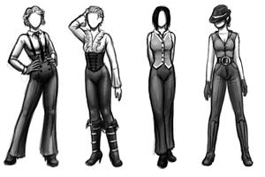 Classy Concepts by DragonsLover1