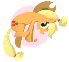 Applejack by LunarDawn